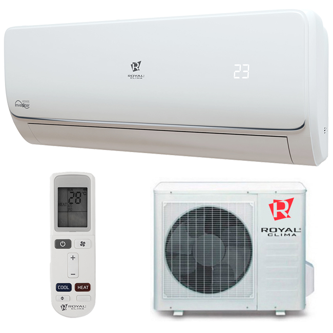 Royal Clima VELA INVERTER 2020 RCI-VNR78HN