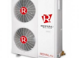 Royal Clima DC-Inverter CO-E48HNI/OUT
