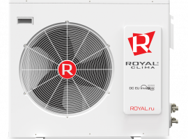 Royal Clima Cassette DC Inverter CO-4C 60HNI